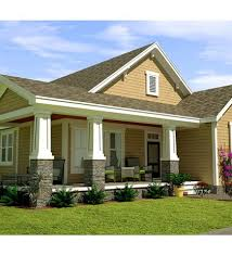 Craftsman Style House Plans With Wrap Around Porch Craftsman Style Farmhouse Craftsman Kitchen Breakfast Bar Design