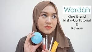 review tutorial make up natural wardah tes 8 hari wardah lightening bb cake powder shade natural