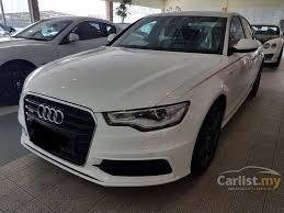 white audi sedan audi a6 2012 tfsi quattro 3 0 in kuala lumpur automatic sedan