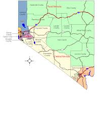 Nevada County Map Legislative District Maps