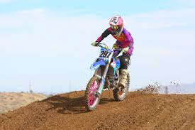 how to race motocross transworld motocross race series profile sydney johnston