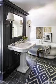 Powder Room Meaning 30 Black And White Bathroom Decor U0026 Design Ideas