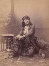 Harem Ottoman Photograph Of An Ottoman Odalisque In Harem Dress Johannes Jean