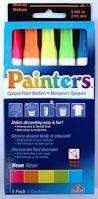 elmer u0027s painters neon opaque paint markers walmart canada