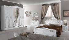 complete bedroom furniture sets italian bedroom furniture sets with wardrobe ebay
