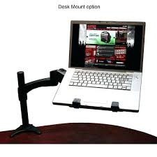 swivel arm laptop table laptop wall mount arm wall mount laptop stand lift laptop stand