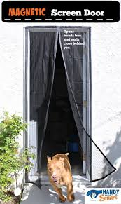 Patio Pet Door Company by Best 25 Magnetic Screen Door Ideas On Pinterest Screen Door