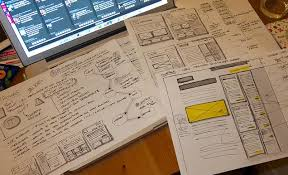 the importance of sketching in creating a successful design work