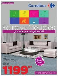 carrefour meuble chambre catalogue carrefour foire aux meulbes by carrefour tunisie issuu