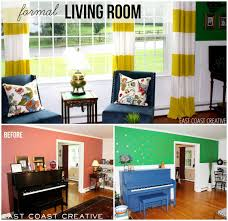 formal living room makeover knock it off east coast creative blog
