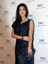 zhu zhu photos photos iwc opens flagship boutique china zimbio