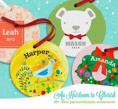 personalized christmas ornaments and holiday ornaments by oopsy