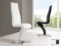 White Leather Dining Chairs Modern Fresh White Leather Dining Chairs White Leather Dining Chairs