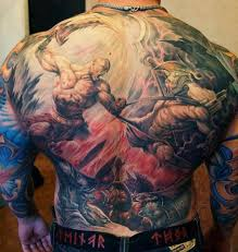 incredible god of war tattoo dorkly post