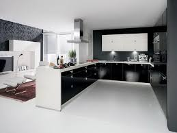 black and modern white kitchen cabinets timeless modern white