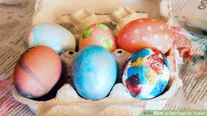 boiling eggs for easter dying 4 ways to dye eggs for easter wikihow