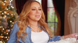 mariah carey behind the scenes of u0027all i want for christmas
