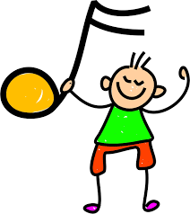 music clipart for kid pencil and in color music clipart for kid