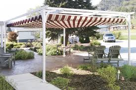 Free Standing Canopy Patio Canopy Photos Pictures Of Retractable Canopies Aristocrat