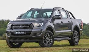 Ford Ranger Truck 2017 - ford ranger 2 2l fx4 launched in m u0027sia rm121 888
