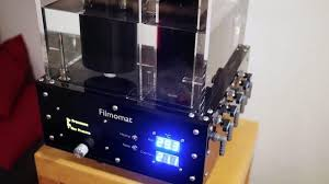 the filmomat is a homemade automated film processing machine