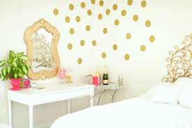 White Bedroom With Gold Accents White Bedroom Design With Peach And Gold Accents For Girls