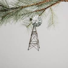 miniature windmill ornament magnolia market chip joanna gaines
