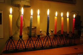 menorah candle the ninth candle servant to the light huffpost