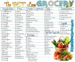Grocery List Word Template Basic Grocery List For 2 Grocery List Template