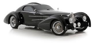 vintage bugatti the pacific a modern tribute to the classic 1937 type 57s bugatti