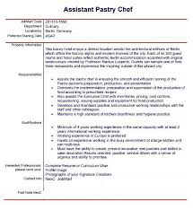 Chef Resumes Executive Chef Resume Template Billybullock Us