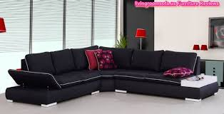 Corner Sofa Design Photos Arizona Black Corner Sofa Great Design For Living Room Design