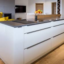high gloss white kitchen cabinets high gloss lacquered doors gallery aluminum glass