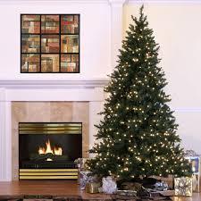 decoration tree led lights ge pre lit 7 white