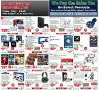 fry s electronics black friday 2017 ad scan