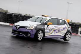 renault clio rally car don u0027t get high drive the renault clio rs cup race car instead
