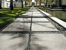 Patio Concrete Tiles Tiles How To Tile Exterior Concrete Steps Concrete Tile Floor