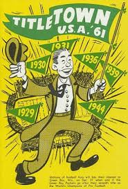 the 1961 green bay packers 11 3 world chions