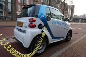 electric car desk