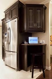 kitchen cabinet desk ideas 198 best kitchen desk area images on home office