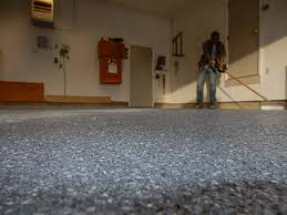 sealing garage floor epoxy flake rapid city sd gallery