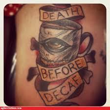 coffee tattoo u2013 sniderwriter
