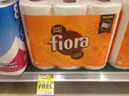 guid fiora fiora paper towels 6 rolls only 3 89 at harris teeter the
