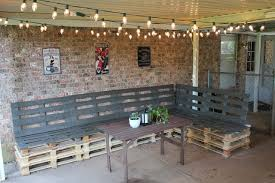 Diy Wood Pallet Outdoor Furniture by 20 Diy Pallet Patio Furniture Tutorials For A Chic And Practical
