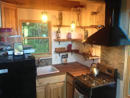 Cheap Tiny Homes by Adam And Karen U0027s Tiny House In Equinunk Pa