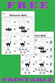free printable halloween measuring worksheet activity