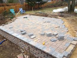 Patio Pavers Ta Knotical Patio Progress Part 4