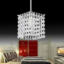 Chandeliers Cheap Online Get Cheap Simple Crystal Chandeliers Aliexpress Com