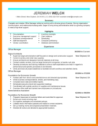 Personal Assistant Responsibilities Resume Sample Resume Personal Assistant Office Manager Office Manager