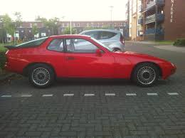 porsche modified a slightly modified 924 from germany work in progress